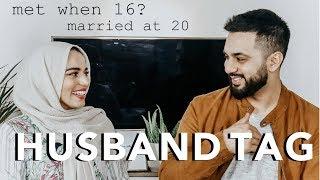 HUSBAND TAG   HOW WE MET, YOUNG & MARRIED   MASUMA KHAN