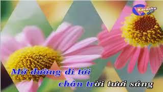 karaoke Hát Về Cây Lúa Hôm Nay beat tone nữ
