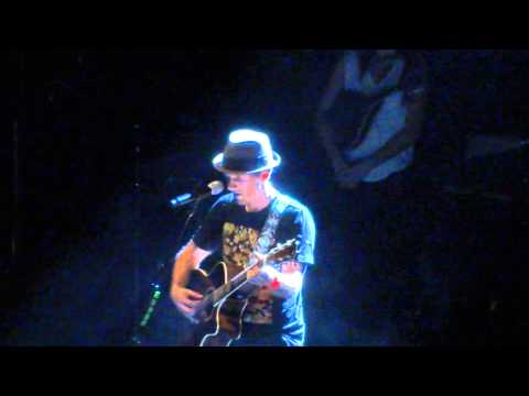 Holy Ghost (New Song) Jason Mraz The Lowry Manchester 28 September 2014
