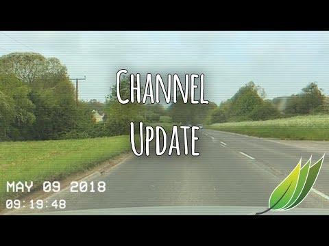 Channel Update, A welcome, our caravanning...