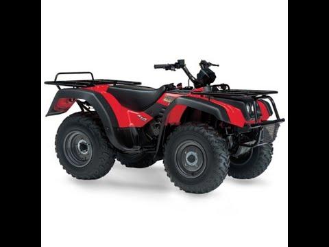 Suzuki KingQuad 300 (LT-F300, LT-F300F) - Service Manual - Wiring Diagram -  YouTubeYouTube