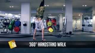 25 calisthenics exercises for the gym HD