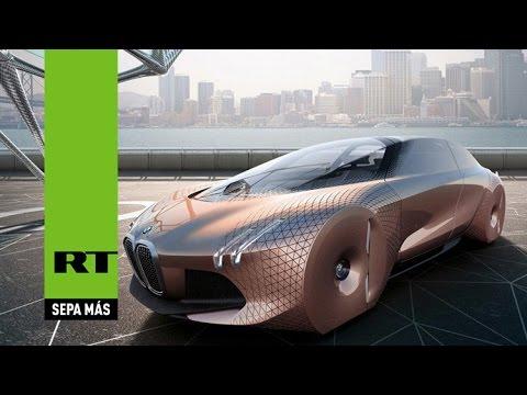 Bmw Presenta Su Auto Del Futuro Youtube
