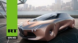 BMW presenta su 'auto del futuro'