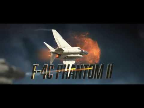War Thunder F-4 Phantom Trailer But With Danger Zone