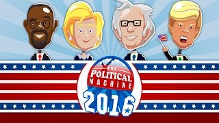Let's Look At: The Political Machine 2016!