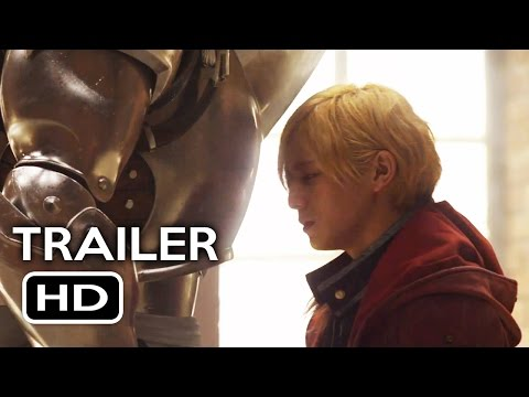 Fullmetal Alchemist Live-Action Official Teaser Trailer #1 (
