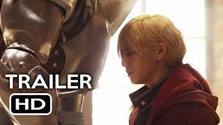 Fullmetal Alchemist Live-Action Official Teaser Trailer #1 (2017) Action Movie HD thumbnail