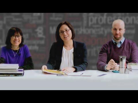 Portfolio Content and Professional Practices