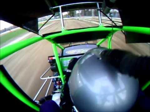 Starlite Speedway, 600 MIcro Sprint, 4/26/13