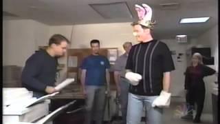 Conan Goes Crazy (1996-10-22)