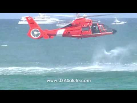 USCG Air Sea Rescue