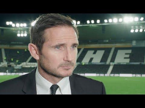 POST MATCH   Frank Lampard Post Blackburn Rovers (H)