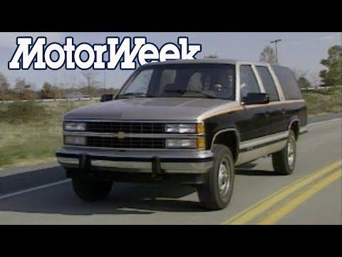 1992 Chevrolet Suburban   Retro Review