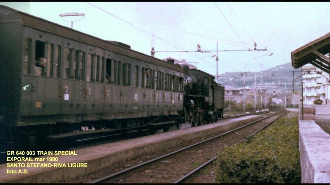 Foto treni anni 80 34