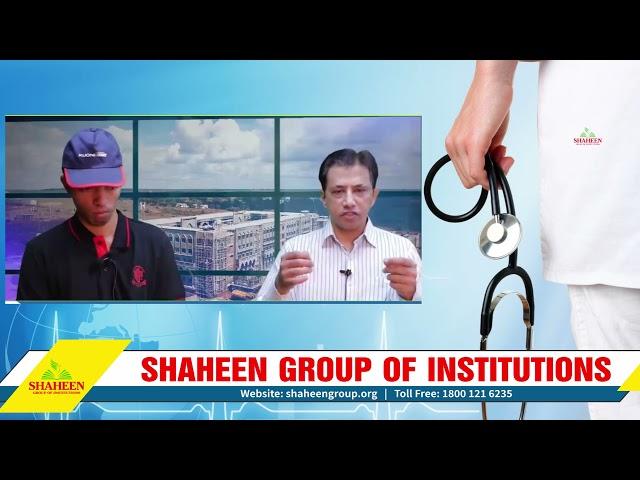 Parent's Testimonial   Vineet Megur   Dr Abdul Qadeer   Shaheen 32 Years   Bidar