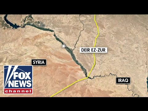 US airstrikes target facilities used by Iran-backed militia groups