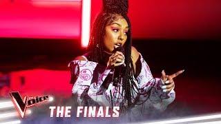 The Finals: Elsa Clement sings 'No Scrubs' | The Voice Australia 2019