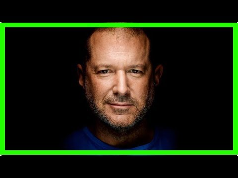 Apple design chief jony ive discusses iphone x and apple park in new interview by BuzzFresh News