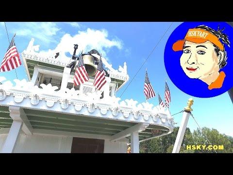 V#537 HSKY Mark Twain Riverboat by Rivers of America / Disneyland Frontierland 2016 HSKYART