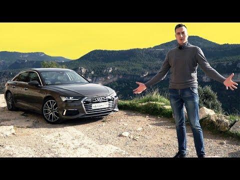 После ТАКОГО А6 никто НЕ КУПИТ МЕРСЕДЕС и БМВ! Audi A6 2019 Первый тест
