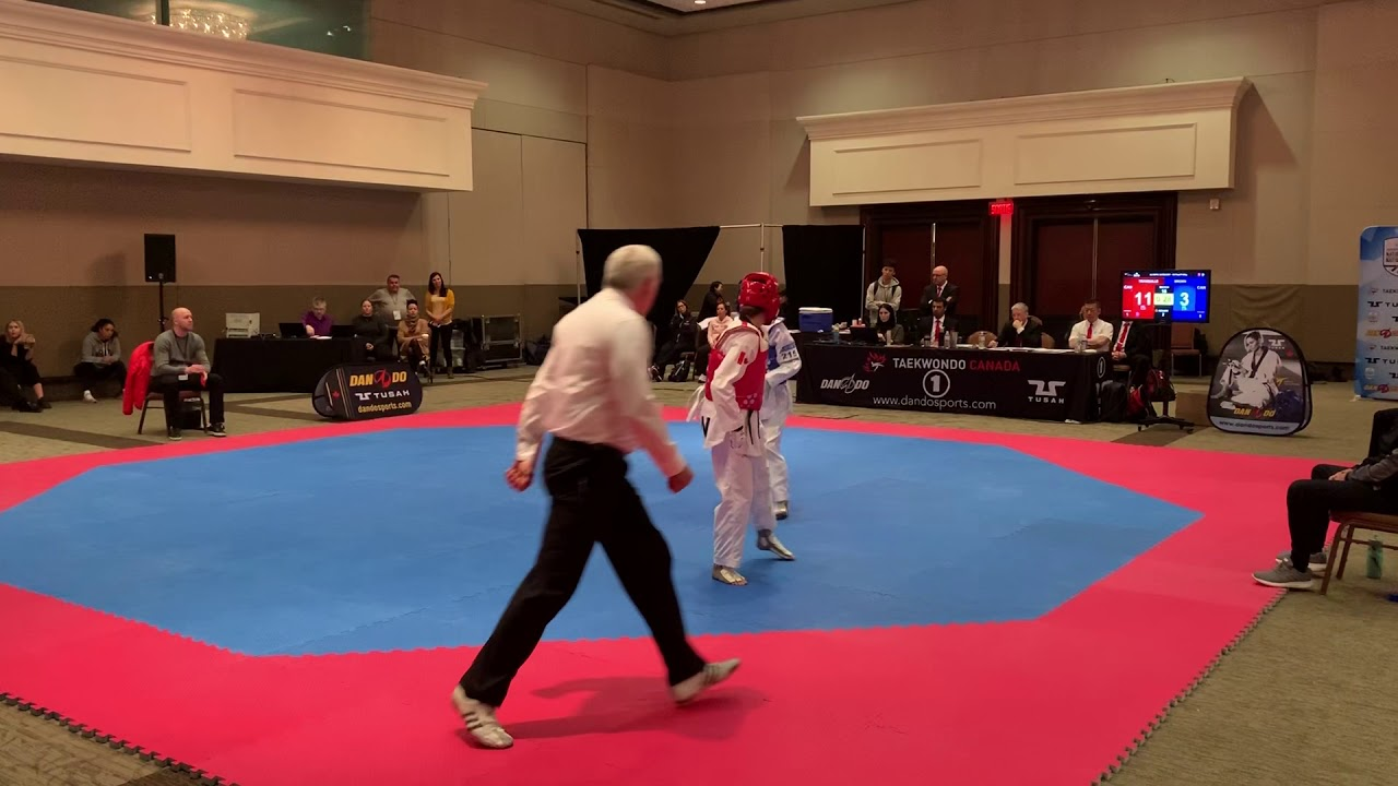Canadian Olympic Trial Charlotte Brown Viviane Tranquille 49kg Preliminary Youtube