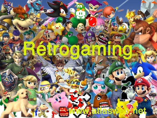 Comment installer une collection de jeux vidéo rétro rétrogaming sur un iPhone:Android