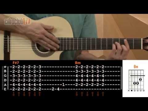 Romaria - Renato Teixeira (aula de violão)