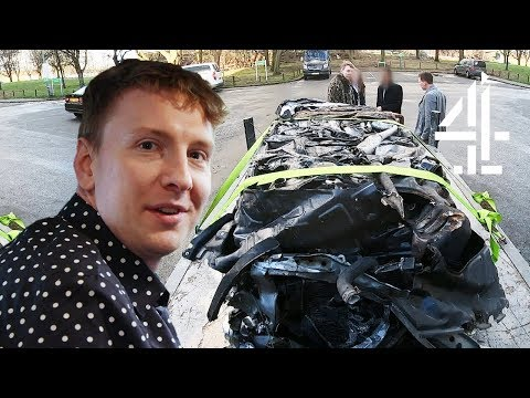 Joe Lycett CHALLENGES Car Rental Company with WRECKED Car | Joe Lycett's Got Your Back