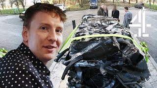 Joe Lycett CHALLENGES Car Rental Company with WRECKED Car | Joe Lycett\'s Got Your Back