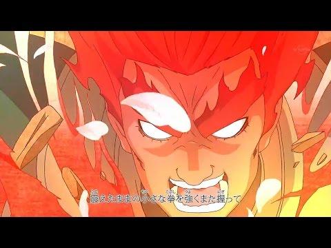 Naruto Shippuden Opening 17【ナルト OP17 Kaze】