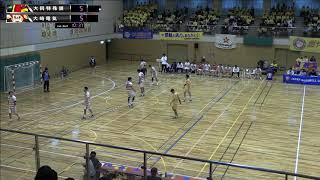 2018年11月18日(日)大同特殊鋼 VS 大崎電気 日本ハンドボールリーグ