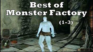 Best of Monster Factory: Episodes 1-3