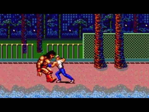 Streets of Rage (Master System) Playthrough - NintendoComplete