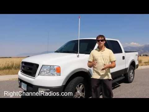 Ford CB Radio & Antenna Kit