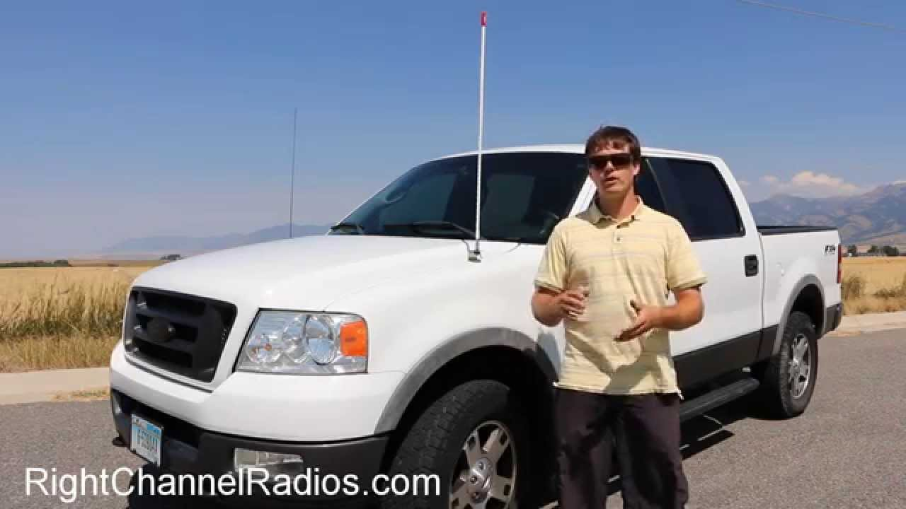 how to make a car radio work without antenna
