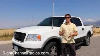 Ford CB Radio & Antenna Kit