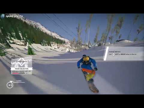 Watch Me Playing STEEP from Ubisoft