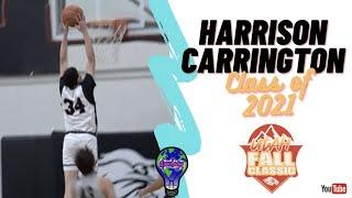 6'6 SG Harrison Carrington - DIFFERENT 2022 - Sacred Heart Prep - WCE Utah Fall Classic