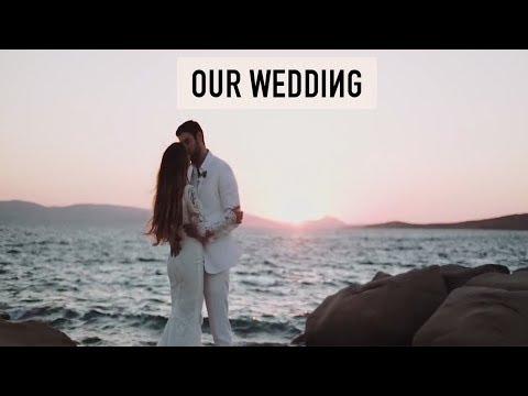 SIVAN + PAUL GET MARRIED IN GREECE