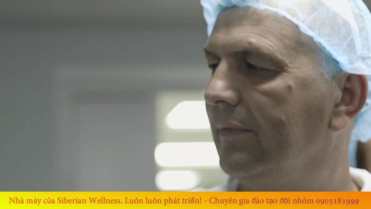 Nhà máy của Siberian Wellness Luôn luôn phát triển   Hana Ngo Bich Ha   Xây dựng đội nhóm kinh doanh