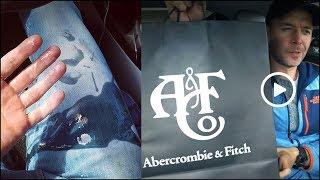 Авария с Вэйпом, Заказ с Abercrombie & Fitch, США Америка 2018 - Видео от Eugene Vlogs