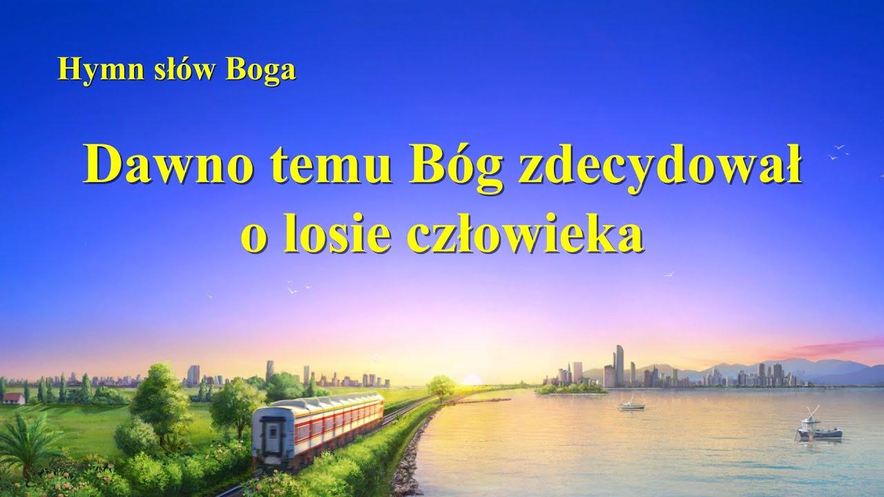 """Piosenka chrześcijańska 2020 """"Dawno temu Bóg zdecydował o losie człowieka"""""""