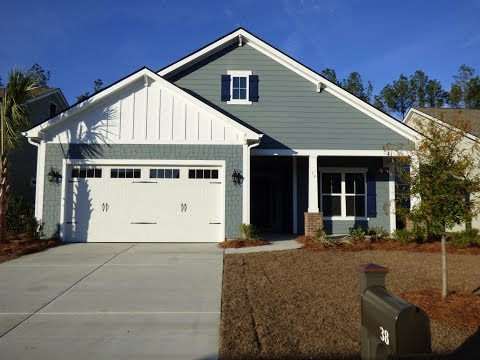 New Fox Path Homes For Sale at Hampton Lake in Bluffton SC
