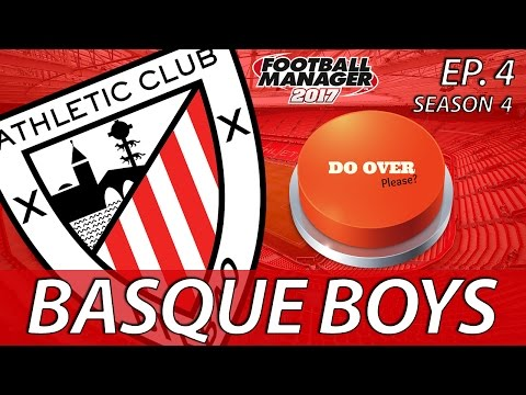 Basque Boys | S04E04 | RE-TAKING THAT TEST | Football Manager 2017
