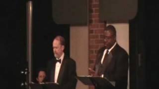 Pearl Fishers Duet- Gerald Blanchard, baritone and Mark Wells, tenor
