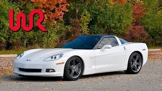 2009 Chevrolet Corvette 1LT - WR TV POV Test Drive