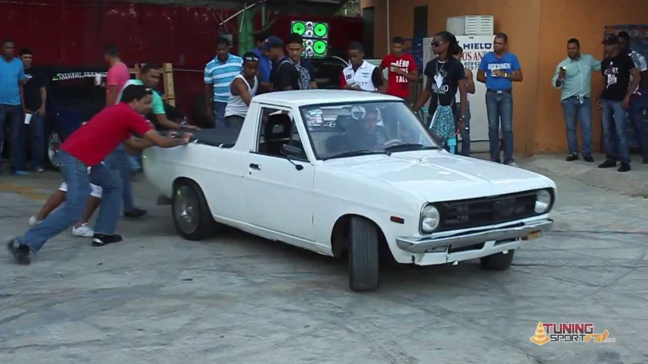 Datsun Racing Pick Up Youtube