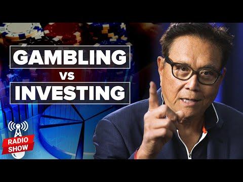 The Difference Between Gambling vs Investing - Robert Kiyosaki
