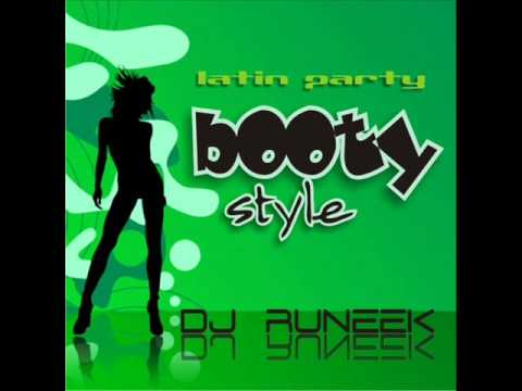 DJ RNK Dj Runeek  Latin Party 'Booty Style'